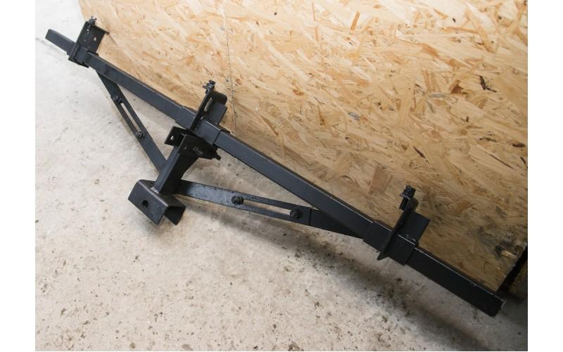 Сцепка усиленная тройная ШЕП (1,5 м, мотоблок)