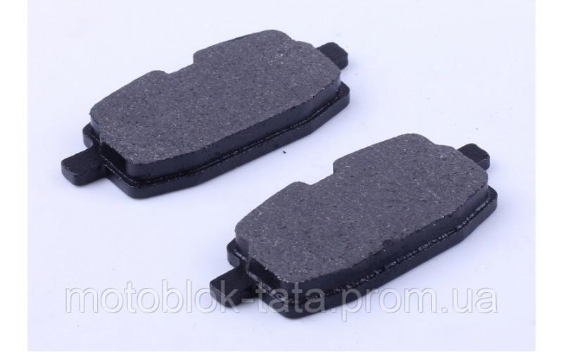 Колодки передние (дисковый тормоз)16В