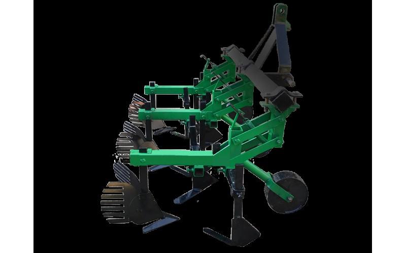 Культиватор междурядной обработки КМО-2,1 Володар с окучниками
