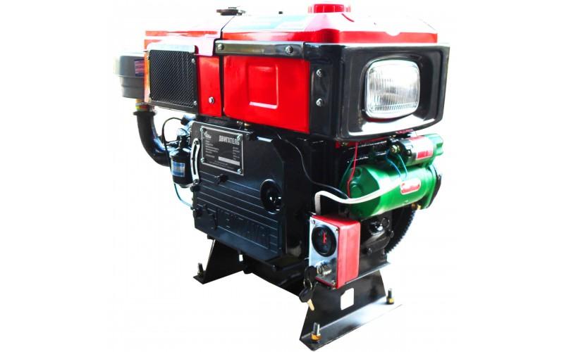 Двигатель ДД-1100ВЭ (16 л.с.) с электростартером