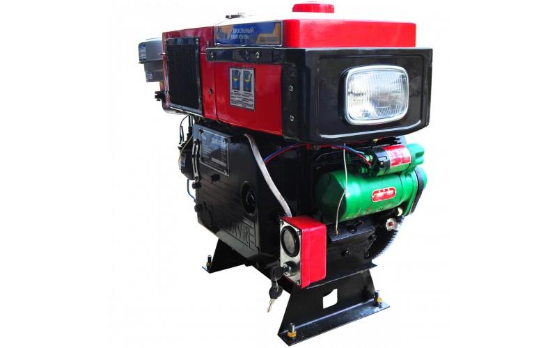 Двигатель ДД-1105ВЭ (18 л.с.) с электростартером