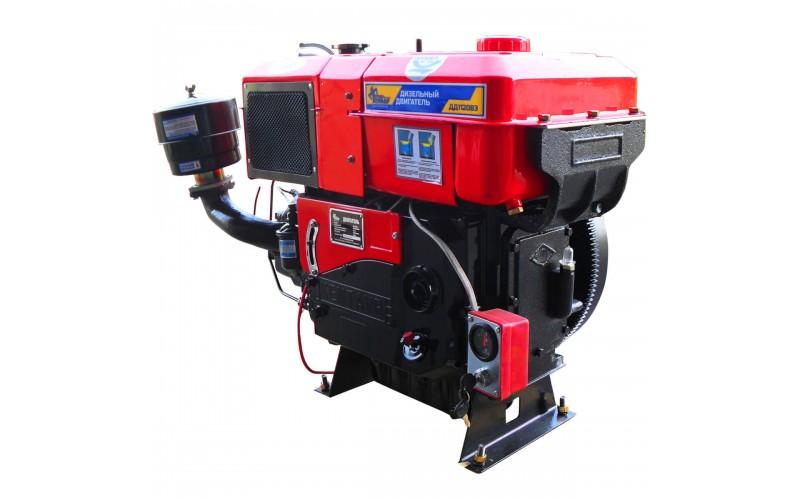 Двигатель ДД-1120ВЭ (26 л.с.) с электростартером