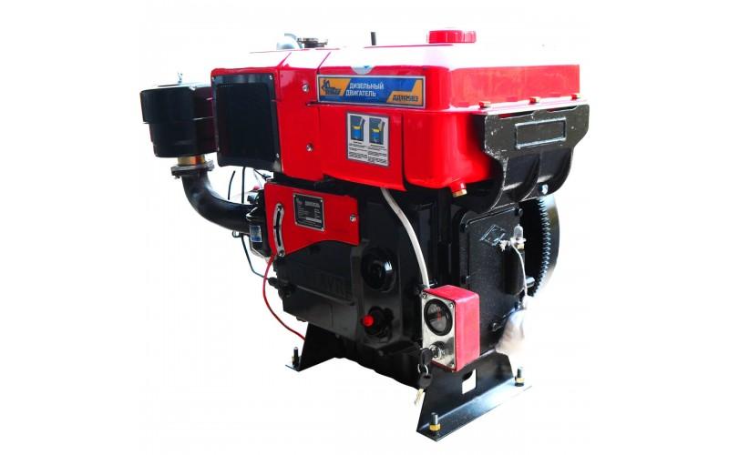 Двигатель ДД-1125ВЭ (30 л.с.) с электростартером