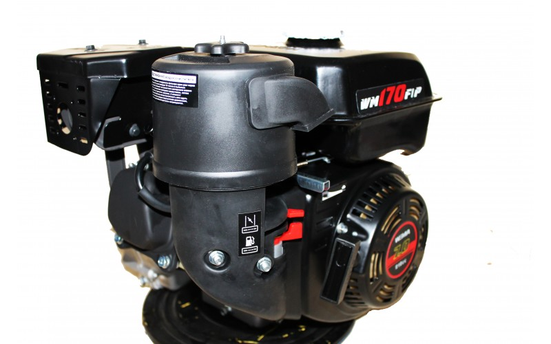 WEIMA WM170F-S NEW ,(CL) центробежное сцепление 1/2(1800об/мин), бак 5,0л., (шпонка, вал 20мм), бенз7.0 л.с.