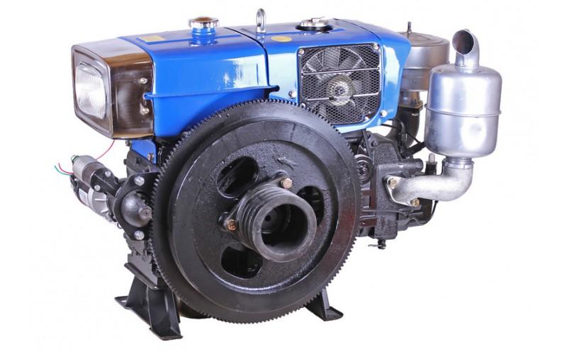 Двигатель ZH1125ВN (30 л.с.) с электростартером
