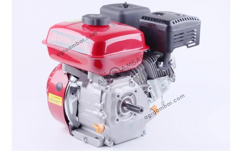 Двигатель 168F - (под шлицы Ø20мм) (6,5 л.с.)