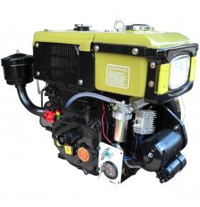 Двигатель ДД180-ВЭ (8 л.с.) с электростартером