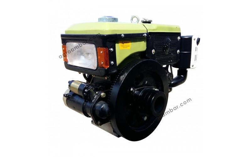 Двигатель ДД-195ВЭ (12 л.с.) с электростартером