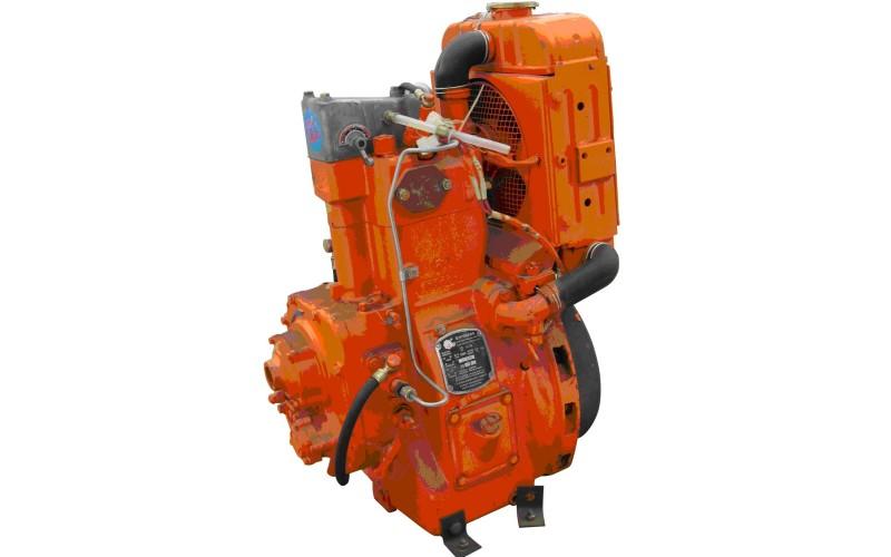 ДВИГАТЕЛЬ DLH-1100 (14 л.с.) с электростартером