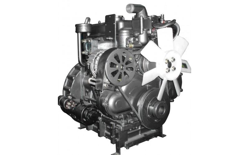 Двигатель KM385BT (24 л.с) с электростартером