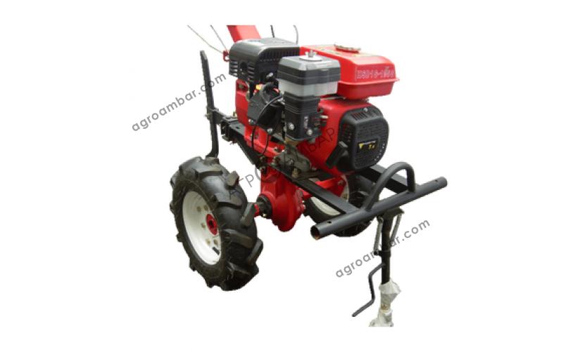 Бензиновый Мотоблок (Мотокультиватор) Forte HSD1G-1050G (7 л.с) (Колеса 4.00-10)