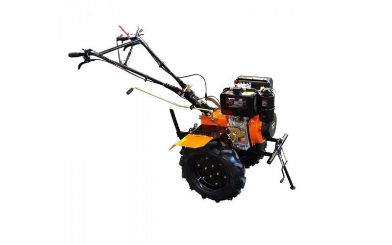 Дизельный Мотоблок (Мотокультиватор) Forte 1350E (9 л.с) электростартер