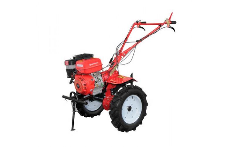 Бензиновый Мотоблок (Мотокультиватор) Forte 1350G красный (13 л.с)
