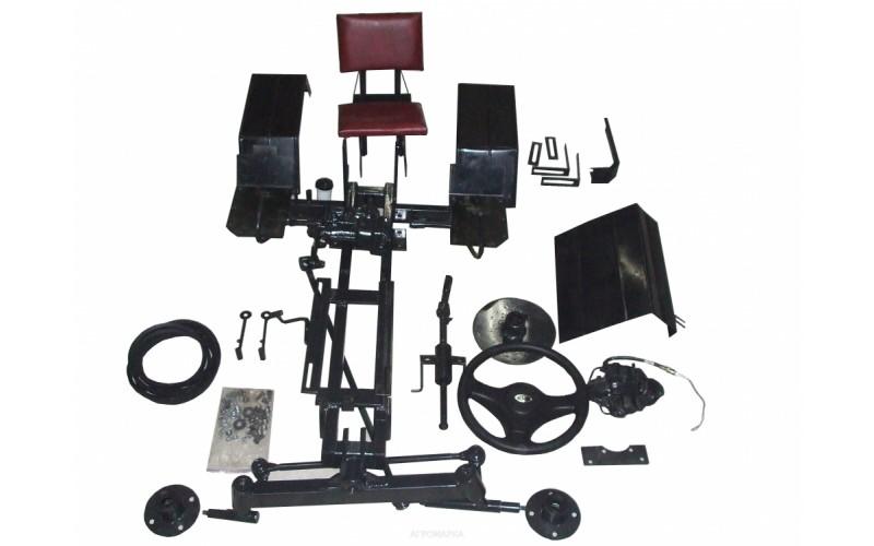 Комплект для переделки мотоблока в минитрактор (базовый, Премиум-1)