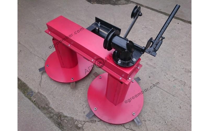 Косилка роторная мотоблочная КР-1,1 (ширина кошения 110 см)