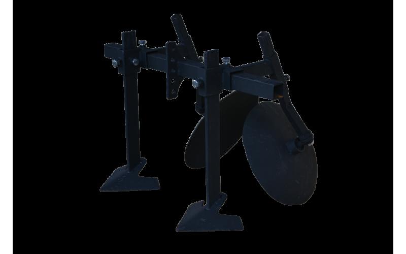 Дисковый окучник 350 мм с пропольником