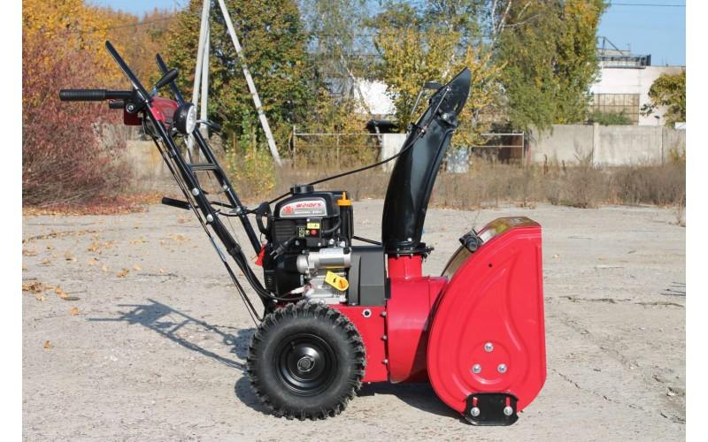 Cнегоуборщик  WWS0722В/Е (4+2 скорости, ширина захвата 610 мм)