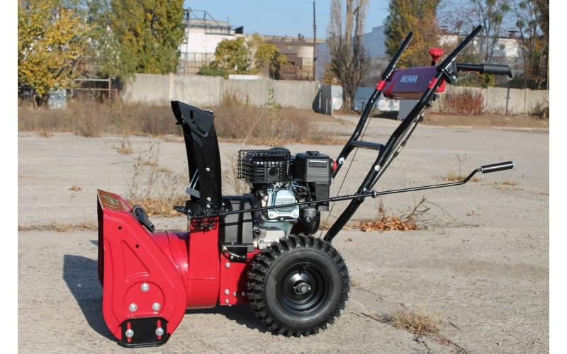 Cнегоуборщик  WXS0722A  (4+2 скорости, ширина захвата 560 мм)