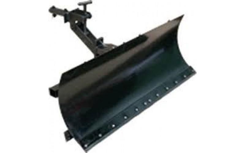 Лопата - отвал для мототрактора в к-те с подъемным механизмом