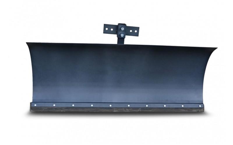 Лопата отвал для тяжёлых мотоблоков PREMIUM (регулируется угол атаки с резинкой и ножём в к-кте)