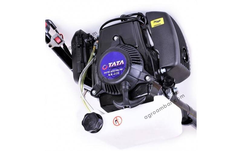 Лодочный мотор в сборе (двигатель с вертикальным валом F3.6)
