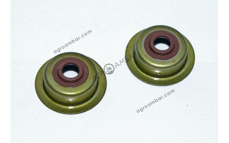 Сальники клапанов (2шт.) (168F/170F) - Премиум