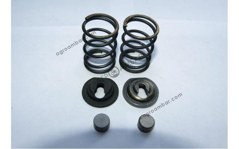 Клапанный механизм комплект (168F/170F)