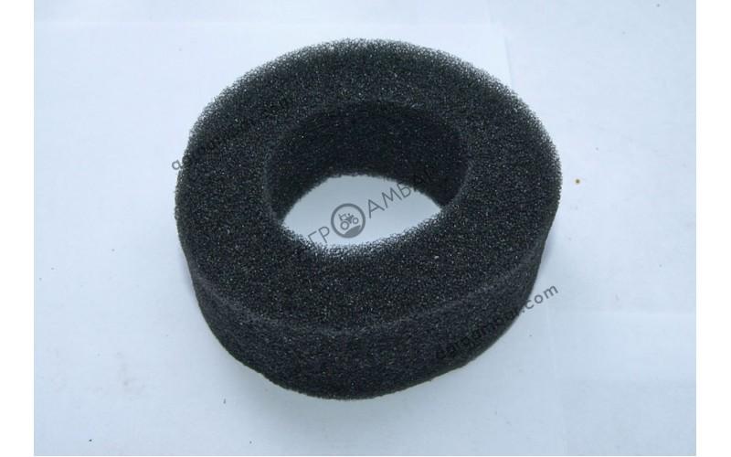Фильтрующий элемент воздушного фильтра (поролон круглый) (168F/170F)