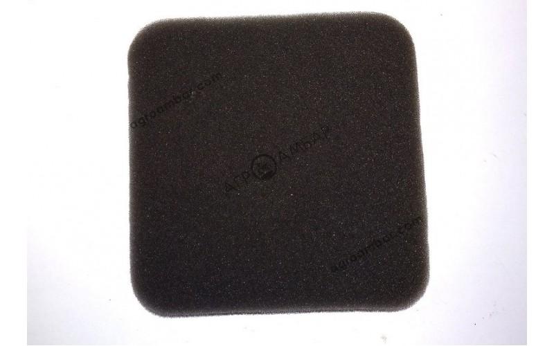 Фильтрующий элемент воздушного фильтра (поролон прямоугольный) (168F/170F)