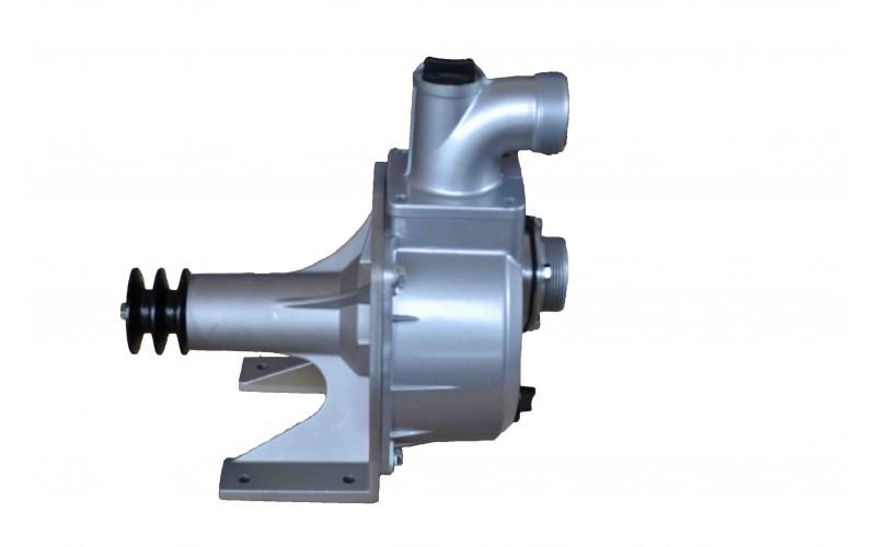 Помпа 610 со шкивом 2х67 мм, ремень профиль В  (168F)