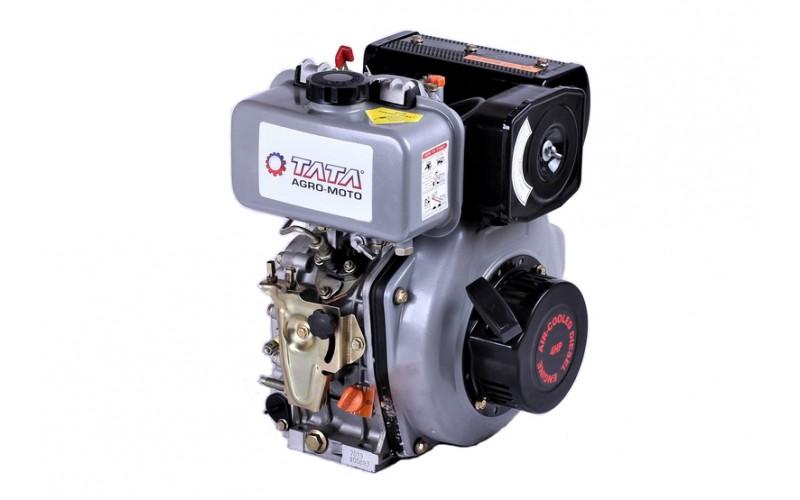 Дизельный Двигатель 170 D ( под шпонку ) ( 4л.с. ) TATA