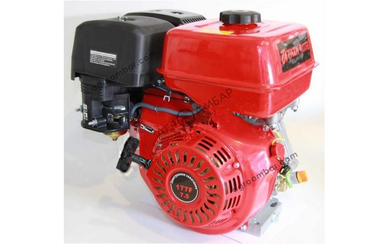 Двигатель 177F - (под шпонку Ø25мм) (9 л.с.)