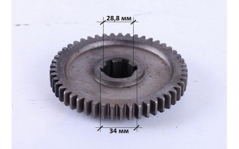 Шестерня первичного вала Z-49 — мототрактор