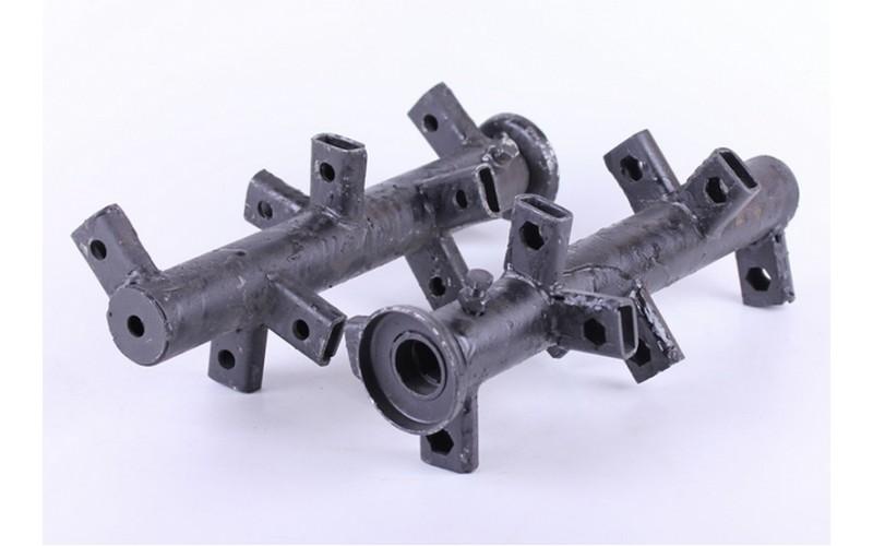 Труба фрезы ширина захвата 820 мм (пара) на 18 ножей (R175/180/190/195)