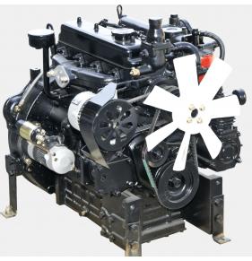 Запчасти к двигателю 4L22BT 35 л.с.