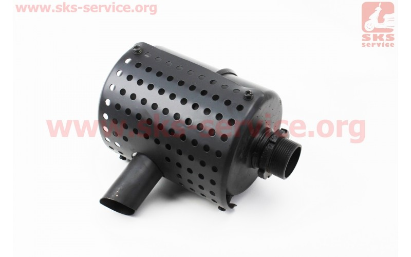 Глушитель (R195/мототрактор)