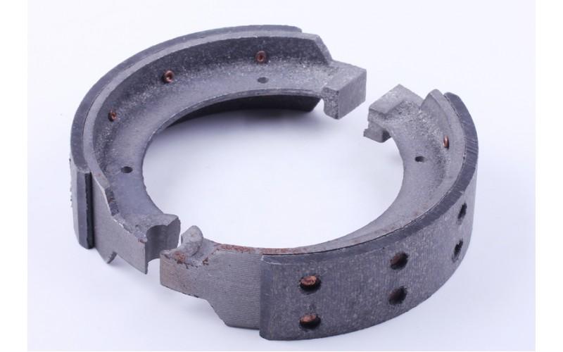 Колодки тормозные (16 колесо) (мототрактор)