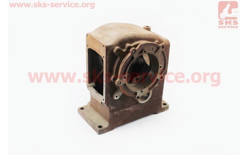 Блок двигателя (картер) + крышка (R170)