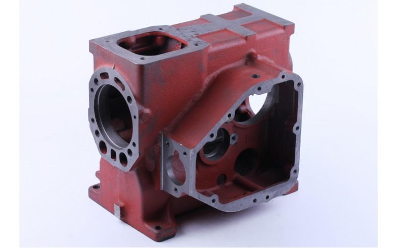 Блок двигателя (картер) (короткая крышка) под электростартер (R180)