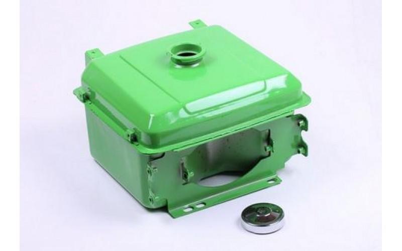 Бак топливный с крышкой ( 1GZ90) (195 N )