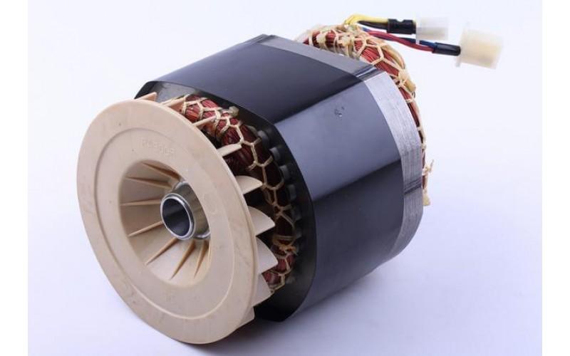 Статор в сборе с ротором 2KW (медь) - GN 2,0 KW
