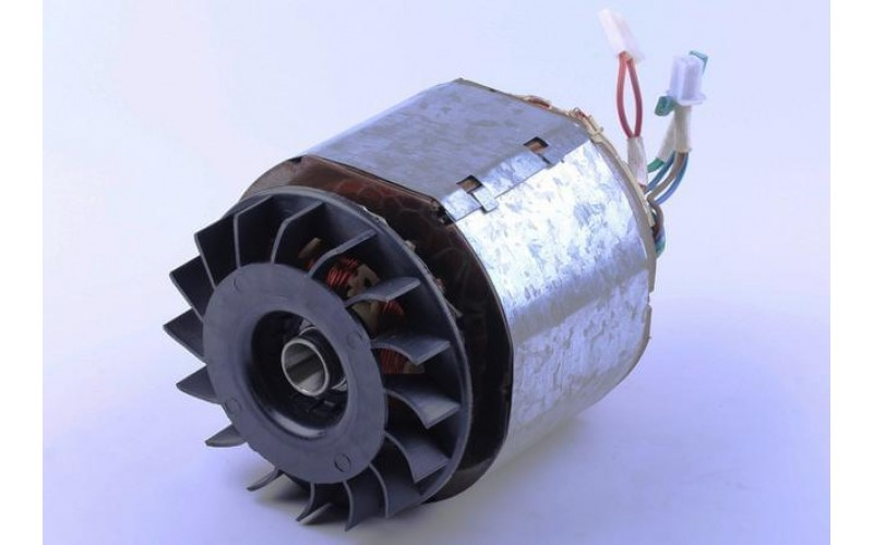 Статор в сборе с ротором 2,5KW (медь) - GN 2,5 KW
