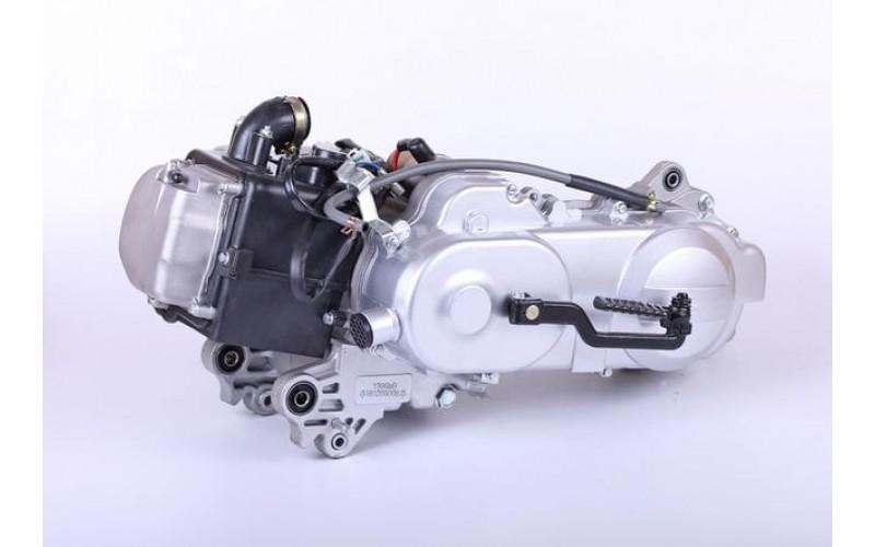 Двигатель 80CC4T на два амортизатора (короткая нога )