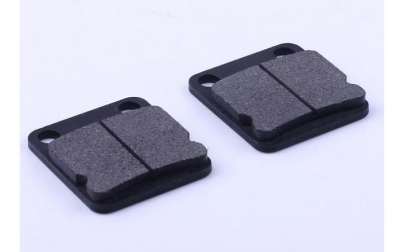 Колодки передние (дисковый тормоз) квадрат