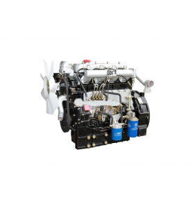 Запчасти к двигателю ZN490BT 40 л.с.